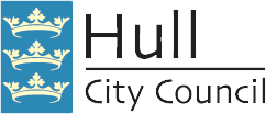 Hull City Council Logo 3