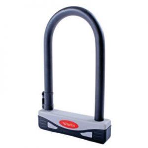 D-lock bike lock