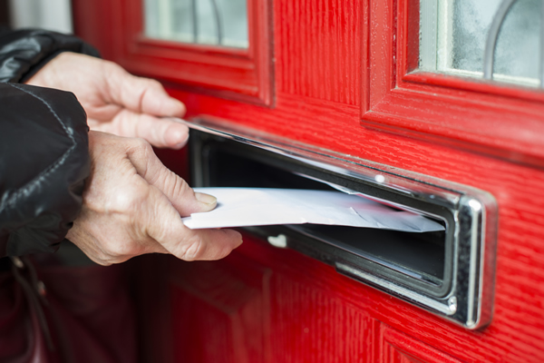 Unwanted Mail and Telephone Calls