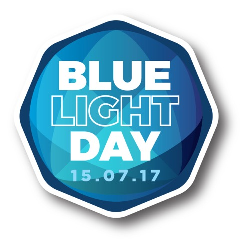 Blue Light Day 2017