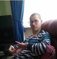 Help us find Russell Harrison - Missing man from Bridlington