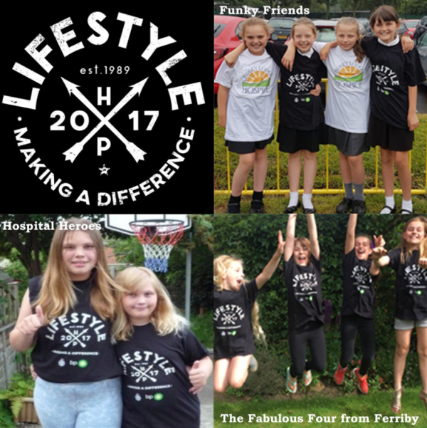 Lifestyle finalists are visited
