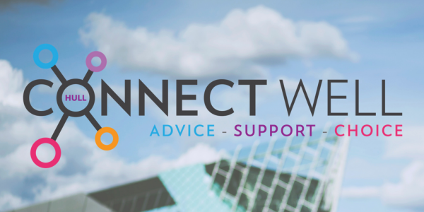 Connect Well Hull offers advice and support on Health issues