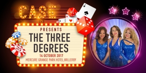 CASE presents the Three Degrees Live in Hull event