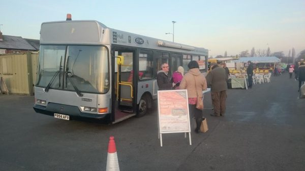 Southcoates area - Bus Advice Day