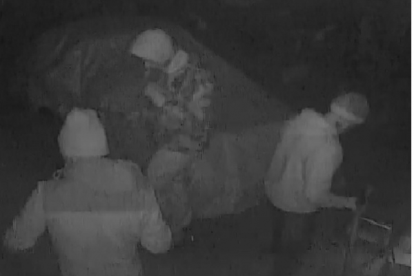 Three men wanted for burglary in Dunswell