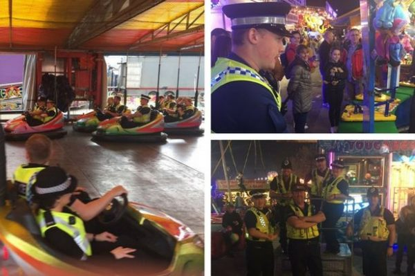 National news coverage - Policing of Hull Fair
