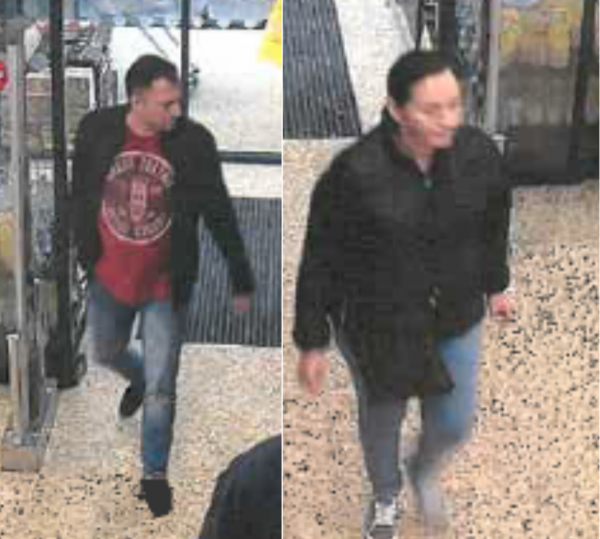Grimsby & Beverley purse thefts, can you help identify these two people?