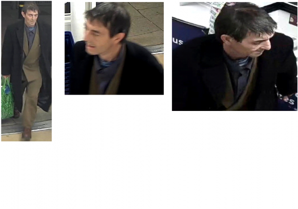 Burglary Hull - Can you identify this man?