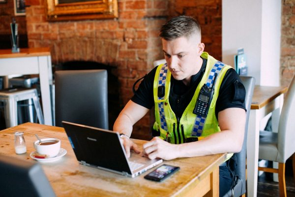 Link up with Humberside Police for advice on Cyber Crime