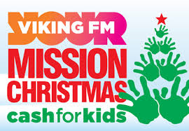 Viking FM launches Mission Christmas