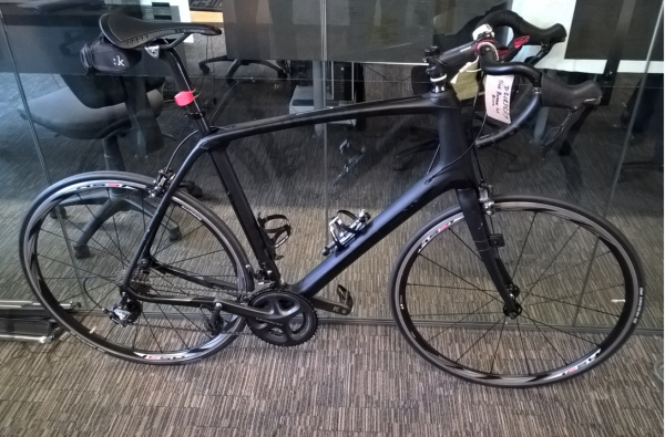 A Trek Domane SLR has been recovered by police during their investigations in Hull
