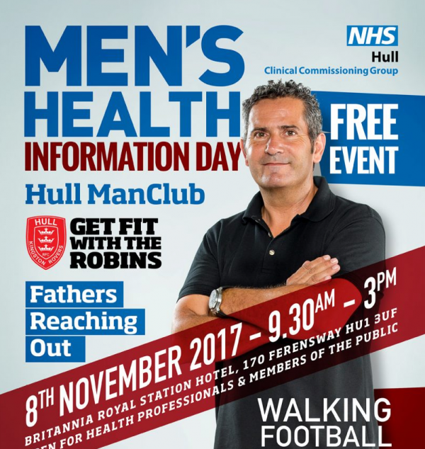 Men's Health & Information Day