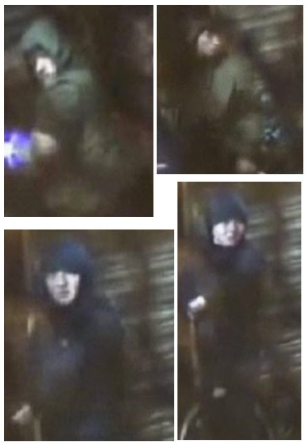 Hull: Appeal to ID two men in connection with the attempted theft from an ATM
