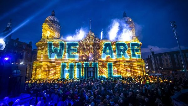 Hull 2017: 365 days - one unforgettable year.