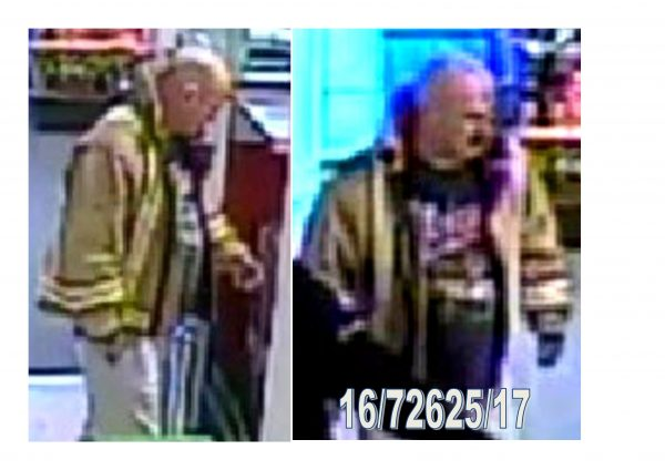 Man wanted in connection with an assault at Asda, Bilton.