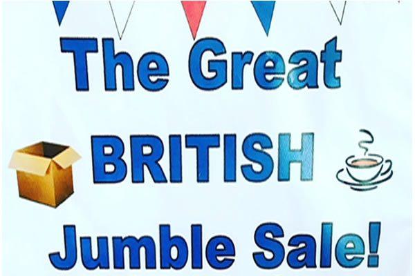 The Great British Jumble Sale at St Ninian's Church