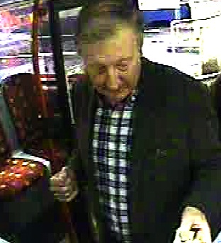 Appeal to ID man in connection with an alleged public order incident in Willerby