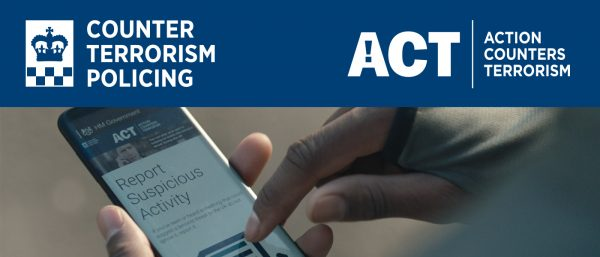 Action Counters Terrorism Campaign Launches