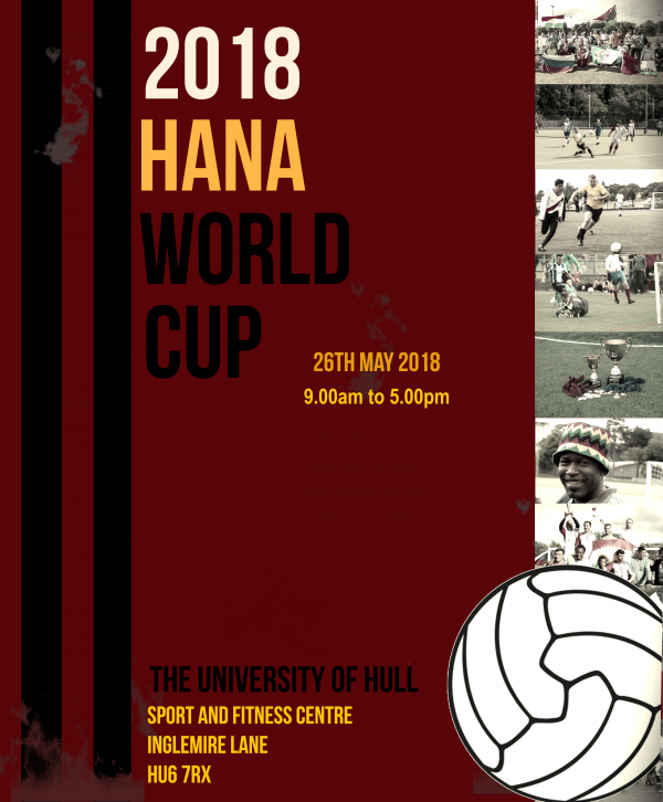 Humber All Nations Alliance World Cup of Football event