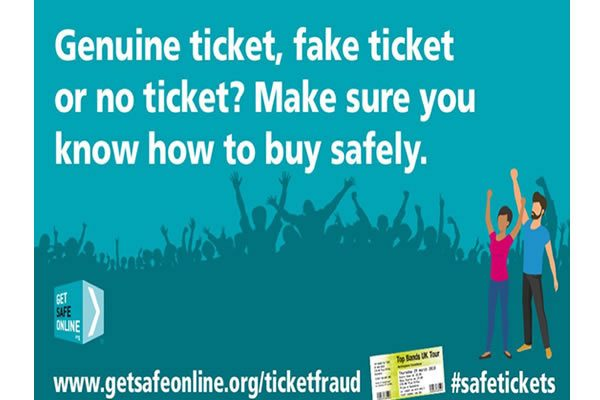 Forcewide ticket fraud warning : Be careful when purchasing online