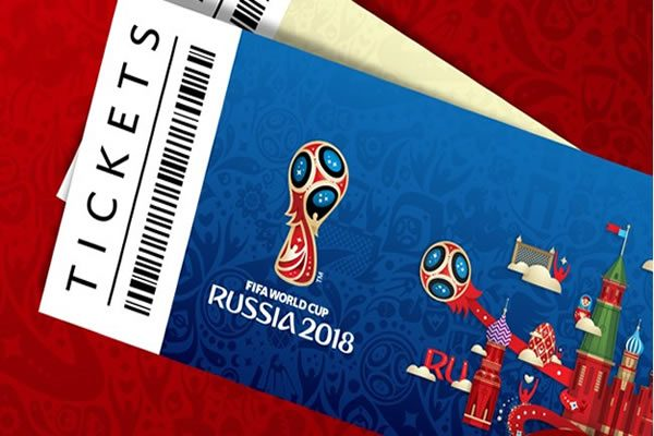 Don't be a victim of 2018 world cup ticket fraud