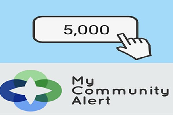 Humberside Police: 5,000 people sign up to My Community Alert