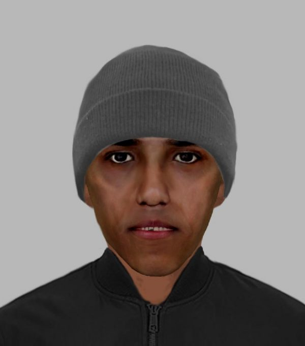 Hull: Image released of suspect - Two alleged sexual assaults