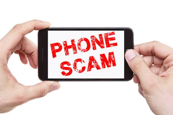 Watch out for a phone scam which has been reported in our area