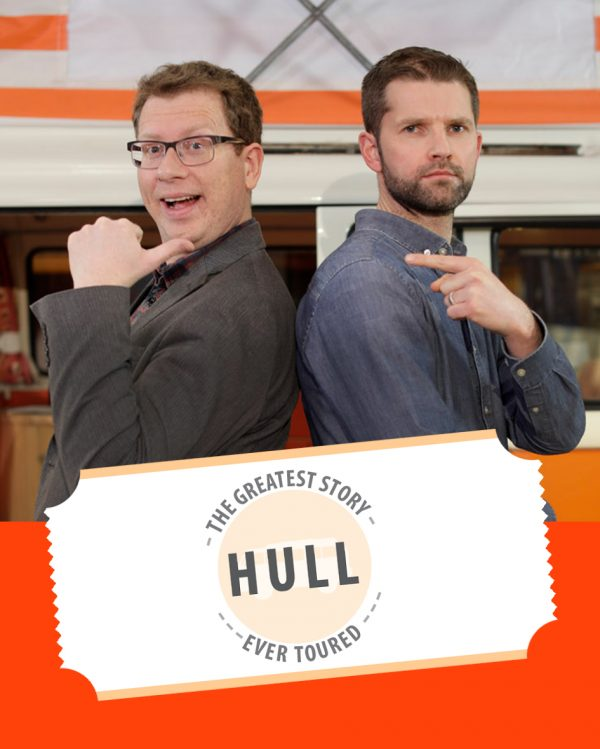 Coming to Hull - The Greatest Story Ever Toured