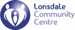 Hull: Activities at The Lonsdale Community Centre