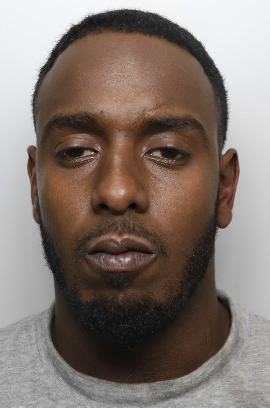 Wanted: Abdi Ali - following the murder of Shaun Lyall, Sydney Street, Cleethorpes.