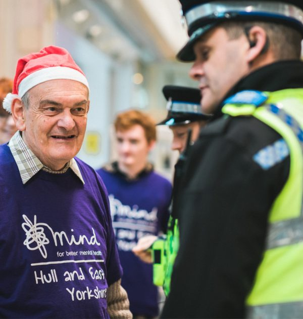 Festive message from Humberside Police