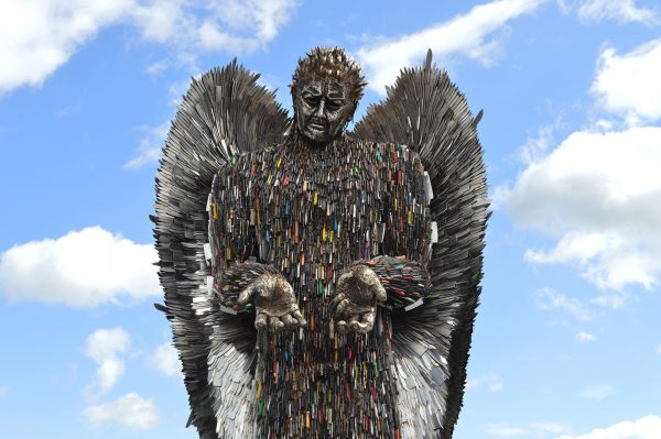 Knife Angel destined for Hull