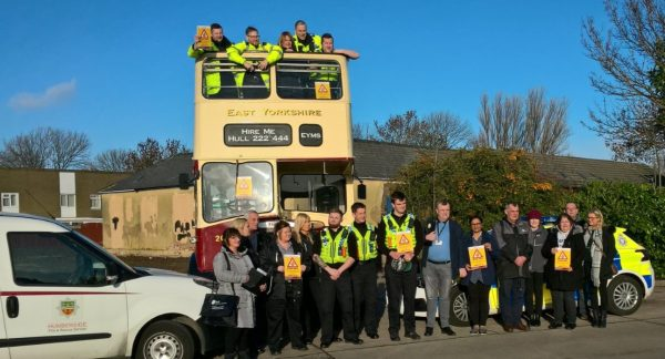 Residents benefit from burglary reduction initiative in east Hull